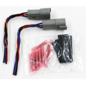 Rear Lighting Pigtails L & R 13 - Down CVO Lighting Harness